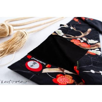 Katana Bukuro Sakura | Sac pour Katana et Nihonto