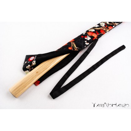Shirasaya Bukuro Sakura | Sac pour Katana et Nihonto