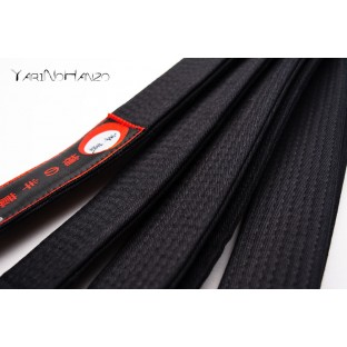 Ceinture pour karaté et judo NOIR | Karaté judo obi