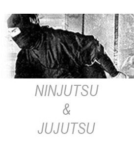 Jujutsu et Ninjutsu